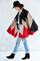 Brixton X Uo Lucille Cape Urban Outfitters