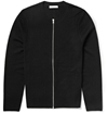 Sandro Zip Fastening Wool Cardigan Mr Porter