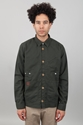 Grafters Jacket Deep Green 7c Outerwear