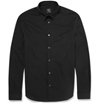 Mcq Alexander Mcqueen Slim Fit Cotton Blend Shirt