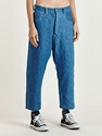 Levi's Red Women's Picker Tapered 3 4 Dropped Crotch Jeans Ln Cc
