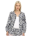 Adidas By Stella Mccartney Run Printed Crop Jacket F51199 At Couture.Zappos.Com