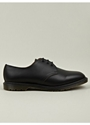 Dr Martens Men 27s M I E Black Steed Leather Shoes 7c oki ni