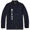 Wtaps Coach Jacket Navy