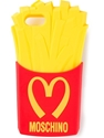 Moschino Iphone 5 Cover Stefania Mode Farfetch.Com