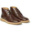 A P C c2 a0Leather Desert Boots c2 a0 7c c2 a0MR PORTER