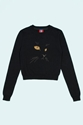 OPENING CEREMONY EXCLUSIVE CAT EMBROIDERED SWEATER WOMEN TOPS SWEATERS 26 KNITS OPENING CEREMONY