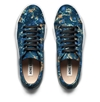 Acne Adrian Print Marble Blue Shop Ready To Wear Accessories Shoes And Denim For Men And Women