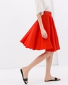 Flared Skirt Woman New This Week Zara United States