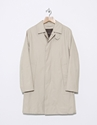 Mackintosh Dunkeld Lp Ss Cotton Coat Beige Nitty Gritty Store