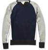 Rag 26 bone c2 a0Loopback Cotton Blend Sweatshirt c2 a0 7c c2 a0MR PORTER