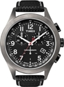 Timex Originals T2n390 Mens T Series Black Dial Chronograph Watch Watches Amazon.Com