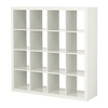 Expedit Shelving Unit High Gloss White Ikea