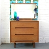 Winter 27s Moon e2 80 94 Vintage Stag 27C 27 Design Dressing Table