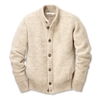 Eribe Peerie Wool Gentlemen's Knitted Jacket Manufactum