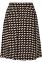 Marc Jacobs Wrap Effect Printed Cady Skirt Net A Porter.Com