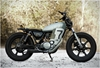 YAMAHA SR 400 7c BY FARMERS RACER
