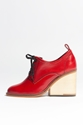 Durbuy Red Avenger Wedge Koshka Fashion. Trends. Boutique.