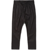 Givenchy c2 a0Double Pleated Drop Crotch Cotton Trousers c2 a0 7c c2 a0MR PORTER