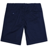 Beauty Youth Garment Dyed Twill Short Navy