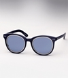 Ksubi X Richard Nicoll Anais Sunglasses Navy