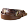 Leather Ranger Belt For Men Heritage Leather Shotshell Ranger Belt Orvis