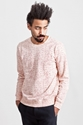 A P C Spotted Cotton Sweater Peach 7c TR c3 88S BIEN SHOP