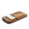 Makr Saddle Tan Iphone 5 Card Sleeve Old Faithful Shop