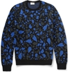 Acne Studios Mayer O Patterned Merino Wool Sweater Mr Porter