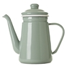 Enamel Coffee Pot Seafoam Green Old Faithful Shop