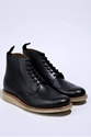 Boots SHARPE Black with Rubber Crepe Sole