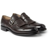 O'keeffe Algy Leather Monk Strap Brogues Mr Porter