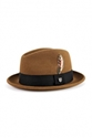 brixton jones felt hat pecan Brixton 7c 80 27s Purple