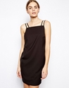Solace Solace London Ritts Dress With Low Back At Asos