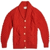 Inverallan 6A Shawl Cardigan Holly