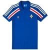 Adidas France Retro Shirt Collegiate Royal