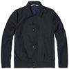 Our Legacy Costume Blouson Navy Jacquard Wool