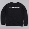 Soulland Katastrophe Raglan Sweat Black