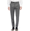 Acne Studios Grey Drifter Slim Fit Wool Suit Trousers Mr Porter