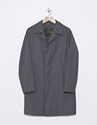 Mackintosh Dunkeld Lp Storm System Coat Grey Nitty Gritty Store