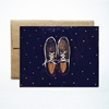 His shoes card 7c Ferme c3 a0 Papier