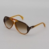 Deadstock Sunglasses Persol P210 11 Yellow 2f Brown 7c Oi Polloi