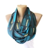 Spring Scarf Trendy Infinity Scarf Neck Accessory By Senoaccessory