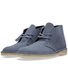 Clarks Originals Desert Boot Denim Suede