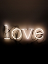 Seletti Neon Art Love Wall Lamp Luisaviaroma Luxury Shopping Worldwide Shipping Florence