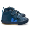 Veja Botinha Baskets Navy blue on LFG