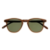 Garrett Leight Brooks Sunglasses In Matte Espresso Garrett Leight Men's J.Crew In Good Company J.Crew