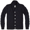 S.N.S Herning Memento Cardigan Compact Blue Mix