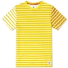 Adidas X Bedwin The Heartbreakers Border Tee Yellow