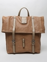 Neil Barrett Men 27s Leather Back Pack in beige at oki ni